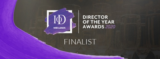 IOD Director of the Year Finalist 2020